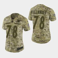 Salute Jersey To Roethlisberger Steelers Women's Ben Camo - 2018 Service|New Orleans Saints 2019 Schedule Announced