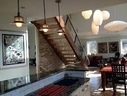 pendant lights for vaulted ceilings light ceiling installing sloped pendant lights
