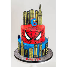My Little Pony Cake Uk Spiderman Template Pj Masks Birthday Ideas
