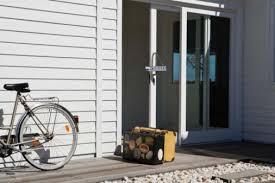 make your patio door more secure