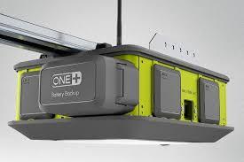 ryobi ultra quiet modular garage door opener 1