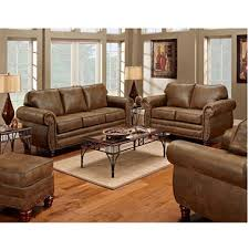 Sedona Nailhead Living Room Set 4 pc Sam s Club