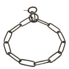 Herm Sprenger Size Chart Herm Sprenger Choke Doberman Collar Of Black Stainless Steel