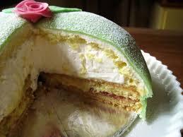 Daring Bakers Prinsesstårta