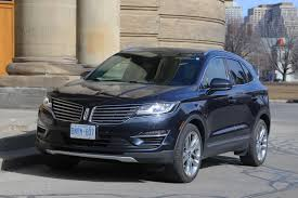 Review: 2015 Lincoln MKC   Canadian Auto Review