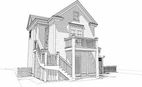 architecture houses sketch. House Architecture Design Sketch In Cute Unique Houses And Carriage Adu Small Home 9
