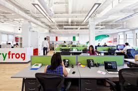 advertising office. Strawberry Frog\u0027s Nyc Advertising Office Snapshots