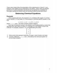 balancing chemical equations example