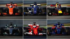 f1 new car releaseF1 2017 What is the grids best looking new car Have your say