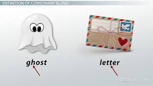 consonant blends definition exles video lesson transcript study