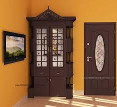 make hindu prayer room door design