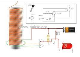 Simple Solid State Tesla Coil Exciter Circuit Diagram Solid State Tesla Coil Tesla Coil Diy Tesla Coil