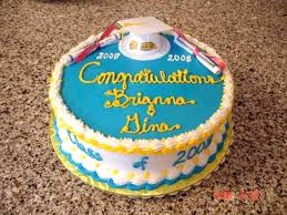 Preschool Graduation Cake Ideas Cae