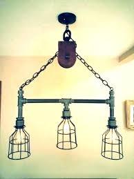 diy pipe lighting. Diy Pipe Lighting Chandelier Industrial  Best T