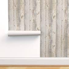 wood wallpaper whitewashed wood planks