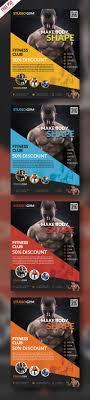 Health And Fitness Flyer Bundle Free Psd | Psdfreebies.com
