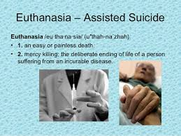 pro assisted suicide essayeuthanasia and assisted suicide