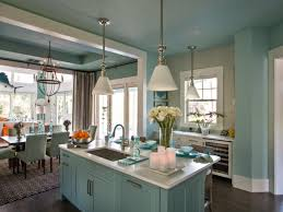 Kitchen Cabinet Paint Colors Pictures  Ideas From HGTV HGTV - Kitchen