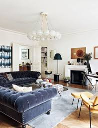 Paris Room Decorations Decorating Parisian Style Chic Modern Apartment By Sandra Benhamou
