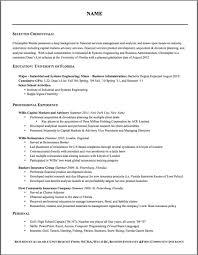 Proper Format For A Resume Proper Format For A Resume Formatting A Resume Jospar Star Formatted 1