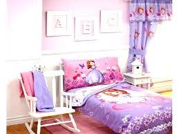 Girls Toddler Bedding Sets Pink Toddler Bedding Set Girl Toddler ...