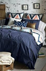 navy blue bed sets navy c and metallic chevron duvet bed set navy blue bed sets
