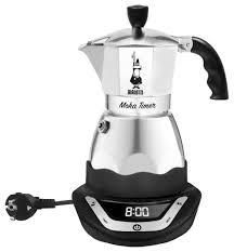 <b>Кофеварка Bialetti Moka timer</b> 6 — купить по выгодной цене на ...