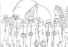 Naruto Nine Tailed Fox Coloring Pages Top 25 Free Naruto Coloring
