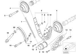 Timing timing chain lower p