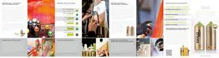 Montana Gold Color Chart Folder By Montana Cans Issuu