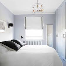 Pale Grey Bedroom Pale Grey Bedroom With Feature Pendant Lampshade Ideal Home