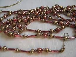 silver and pink non glass bead garland bethany lowe