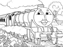 Small Picture Thomas And Train Coloring Pages Coloring Pages