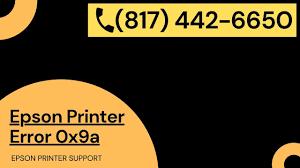 Epson Error Code 0X9A | epson printer error code 0x9a | epson wf 3640 error  code 0x9a - YouTube