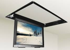 O Pull Down Tv Mount Intended For Drop Ceiling TV Bracket Remodel Best Mounts  Fireplace Amazon Diy That