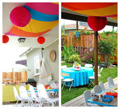 Small Picture Fantastic Birthday Decorations At Home In India Follows Affordable