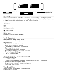 Librarian Resume Sample Resume Peppapp