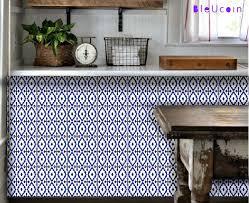 Kitchen Tile Decals Stickers Tile Wall Floor Kitchen Bathroom Decal Vinyl Sticker