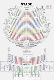 Walt Disney Concert Hall Seating Chart 19 High Quality Seating Chart Smith Center