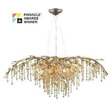 fantastic golden lighting echelon 5 light chandelier image ideas