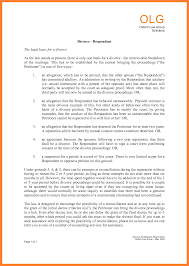 Examples Of Divorce Papers 24 Copy Of Divorce Papers Marital Settlements Information 23