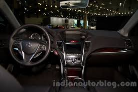 acura 2015 tlx interior. acura tlx interior at the 2014 moscow motor show 2015 tlx