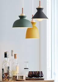 Moderne Nordic Hanglampen Scandinavische Loft Hanglamp Hout Metaal