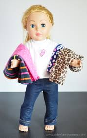 Free Printable Doll Clothes Patterns For 18 Inch Dolls Magnificent Decoration