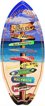 home decor original mini surfboard skimboard cya collectables gifts decoration beach sign