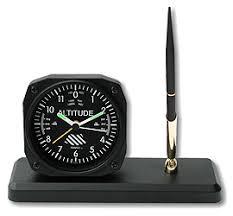 clocks drinkwear gift items for pilots