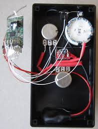tx transmitter kit the circuit diagram shows the required connections the photos and wiring guide are examples of how it can be done 2 it is easiest to press the black