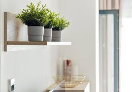 space your shelves and wall supports