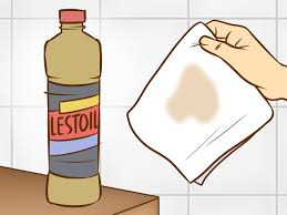 how to remove grease from clothes with