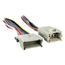 chevy trailblazer radio wiring harness  metra 70 2054 aftermarket radio wiring harness oem plug on 2002 chevy trailblazer radio wiring